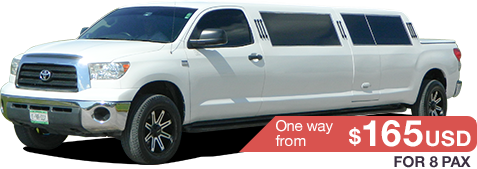 Cancun Airport Limo Transportation